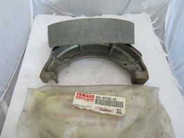 NOS OEM YAMAHA Brake Shoe Set 91-98 XV1100 98-01 XV650 93-99 XV535 3DR-W... - $35.96