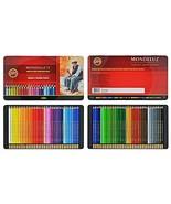 Koh-i-noor 72 Mondeluz Aquarelle Colored Pencils. 3727 - $73.28