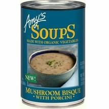 Amy's Mushroom Bisque w/Porcini (12x14OZ ) - $75.08