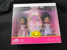Barbie Spinning Ballerinas Mattel Model# L5062,2007 Doll Set Pink Purple... - $24.74
