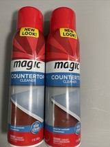 2 Two Spray Magic Countertop Cleaner for Laminates Resist Staining 17 oz NEW - $39.99