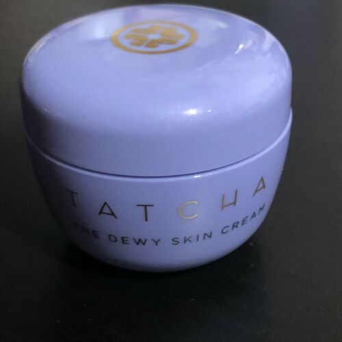 NWOB Tatcha 10mL Dewy Skin Cream For Dry Skin Travel