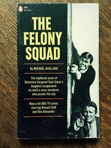 The Felony Squad - Michael Avallone (signed) - $98.00