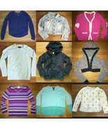 *build your own huge lot girl sweater GAP old navy children place 7 - 8 ... - $3.96+