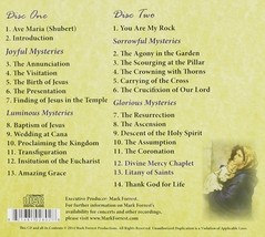 THROUGH THE EYES OF HIS MOTHER (ROSARY 2 CD PACK) with Mark Forrest image 2