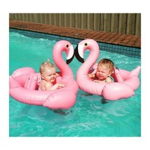 Inflatable Kids Swimming Ring Children's Baby Seat Swimming Pool Float S... - $22.16