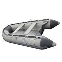 BRIS 9.8ft Inflatable Boat Yacht Tender Fish Raft Inflatable Dinghy WITH SEATBAG image 2