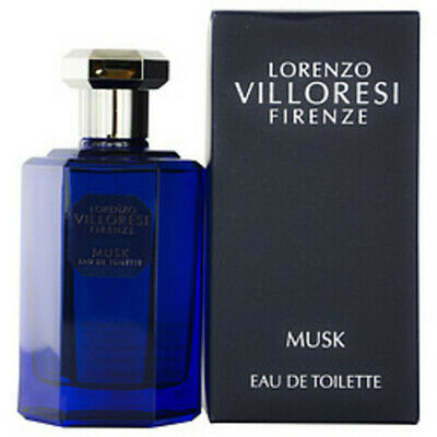 Primary image for New LORENZO VILLORESI FIRENZE MUSK by Lorenzo Villoresi #282409 - Type: Fragranc