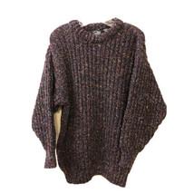 John Malloy Sweater Vintage Women's Chunky Knit Oversize Pullover Size S... - $54.45