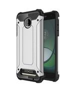 Motorola Moto Z Force Droid Edition / XT1650 Armor Hybrid Dual Layer Sho... - $12.99
