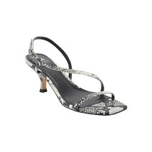 Marc Fisher Women's Gove2 Strappy Sandals, Natural Multi Leather, 7 - $54.44