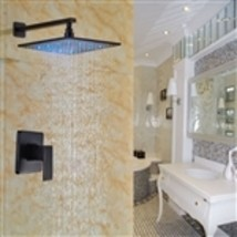 Haut-Rhin Wall Mounted Shower Head & Handle - $311.99