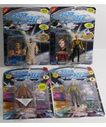 Playmates 1994 Star Trek The Next Generation Figures Lot SEALED - $18.69
