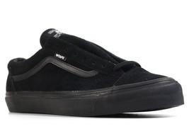 WTAPS x Vans OG Style 36 LX WTAPS Black Various Sizes DS 2015 Collection - $320.00