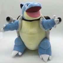 Blastoise Pokemon Plush Toy Video Game Plush Nintendo Plush Soft Plush Video Gam - $130.50