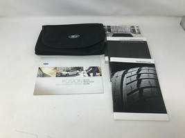 2013 Ford Fusion Owners Manual Handbook with Case OEM Z0A0663 - $27.71