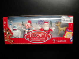 Beverly Hills Teddy Bear Christmas Ornament 2016 Rudolph The Red Nosed Reindeer - $7.99
