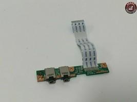 Compaq CQ70 CQ70-127NR Audio Port Board  - $8.90