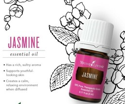 Young Living Essential Oil (Jasmine 5ml) - $51.43