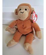 TY Teenie Beanie Babies BONGO the MONKEY - $4.39