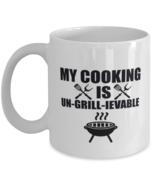 Grill Master Mug, Foodie Gift, Chef Mug, BBQ Lover Mug, Best Cook Mug, My  - $14.95