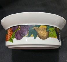 2 Dansk Cornucopia Fruit Cereal Bowls - $23.36