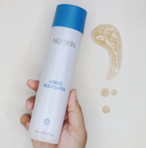 1 X Nu Skin Liquid Body Lufra Cleanser 250ml/8.4 fl.oz New Whitening Bod... - $28.90