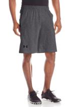 """Under Armour UA Men's Raid 10"""" Shorts Size 2X-Large (2XL) Carbon Heather/Black"""