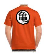 Master Roshi Turtle School Kanji King Kai Dragon Ball Z T Shirt Tee - $9.99+