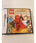 LEGO Battles: Ninjago (Nintendo DS, 2011) - $9.89