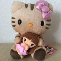 Hello Kitty x Nakagawa Shoko Plush Doll Shokotan Mamitas 2007 Sanrio JP New F/S - $104.85
