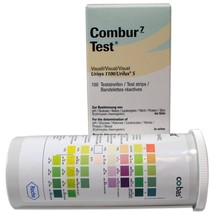 Combur 7 Test Strip x 100 - $53.03