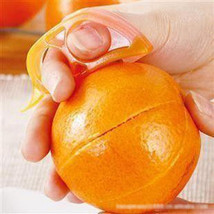 For Kitchen, Mouse Shape Citrus Peeler Remover Slicing Cutter - $4.99+