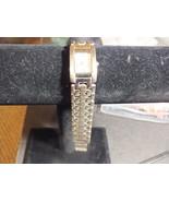 Women's MASSINI Silver Tone Stainless Stylish Wrist Watch - $10.49
