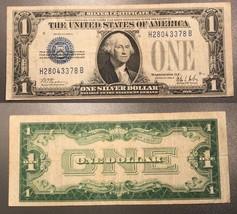 Fr.1602, 1928B $1 Silver Certificate Silver on Demand - $32.71