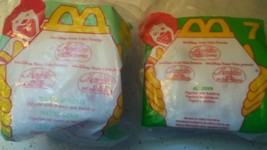 1996 Aladdin King of Thieves McDonalds Happy Meal Toy - Aladdin #7 and G... - $5.00