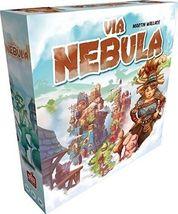 Via Nebula  Board Game [New] Martin Wallace Game - $57.99