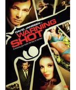 WARNING SHOT  David Janssen  Ed Begley   Mystery  ALL REGION DVD - $16.90