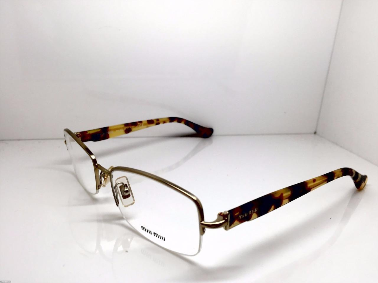 bea1cb7355e MIU MIU Half Rimless Tortoise Cheetah print and 27 similar items