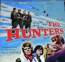 Hunters, The / On The Threshold Of Space - Soundtrack/Score CD ( LIKE NEW ) - $36.80