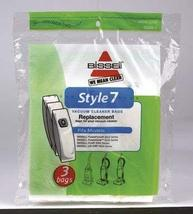Bissell Lift-Off Vacuum Bag Style 7 Fits : Bissell Bagged 3 / Pack - $26.43