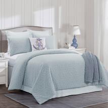 Your Lifestyle Soft Blue Seville King Comforter Set - $130.00