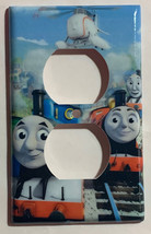 Thomas engine train and friends Light Switch Power Wall Cover Plate Home decor image 4