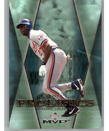 2000 Upper Deck MVP Prolifics #P2 Vladimir Guerrero  Montreal Expos - $0.99