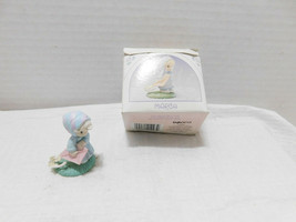 March Mini Monthly Precious Moments Figure Enesco 1989 - $10.40