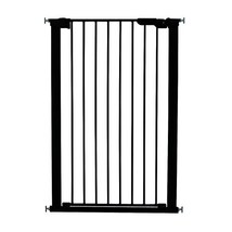 "BabyDan Scandinavian Pet Design Pressure Gate Extra Tall 41"" - Black"
