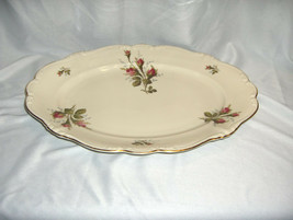 "Vintage Rosenthal China Pompadour Selb Germany 14 7/8"" Tray Platter NICE - $64.35"