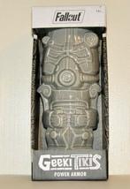 Fallout Geeki Tikis Power Armor Collectible Sculpted Mug New - $17.89