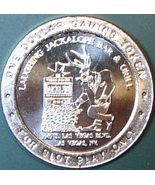 $1 Casino Token. Laughing Jackalope Bar & Grill, Las Vegas, NV. J69. - $5.50