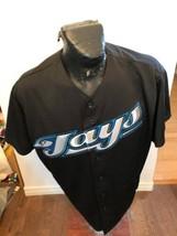 MENS XLarge MLB Baseball Jersey Toronto Blue Jays - $34.64